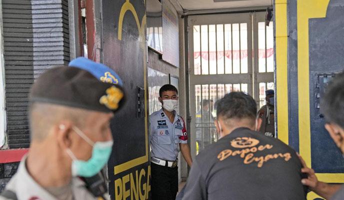 Indonesia prison