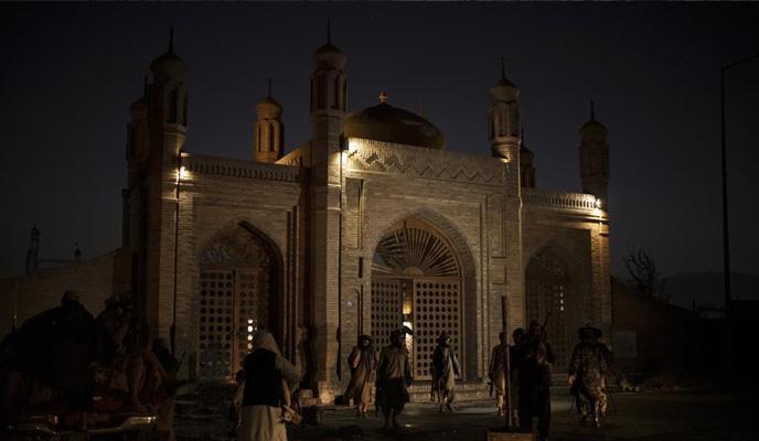 Taliban raid
