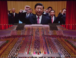 China chases